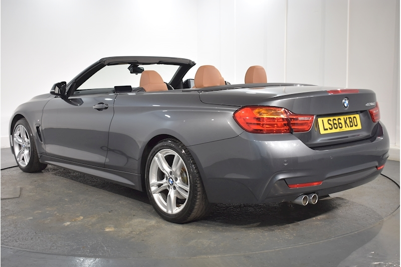 Bmw – 4 Series 420D M Sport Convertible 2.0 Automatic Diesel (2016) full