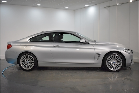 Bmw – 4 Series 420D Luxury Coupe 2.0 Automatic Diesel (2015) full