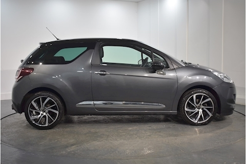 Ds – Ds 3 Puretech Dstyle Nav S/S Hatchback 1.2 Manual Petrol (2015) full