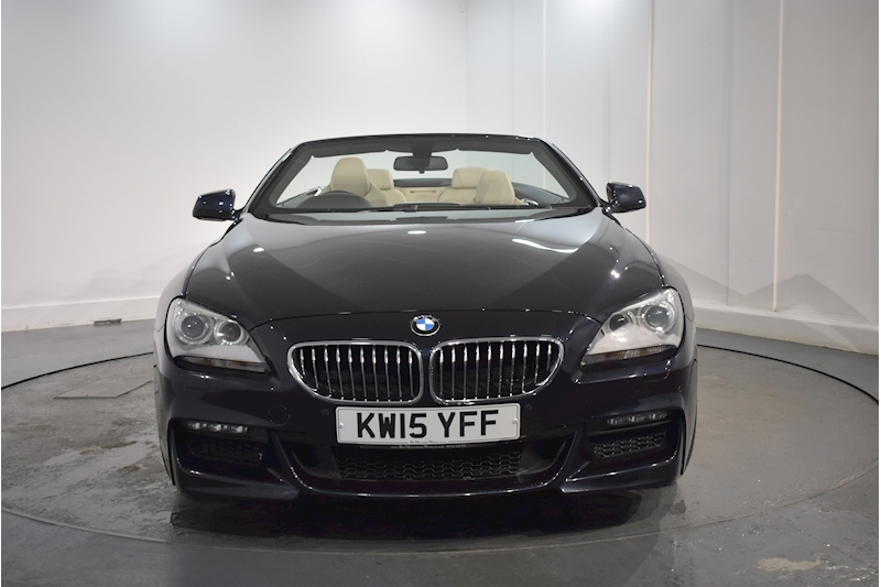 Bmw – 6 Series 640D M Sport Convertible 3.0 Automatic Diesel (2015) full