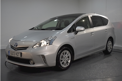 Toyota – Prius Plus T4 Mpv 1.8 Cvt Petrol/Electric (2013) full