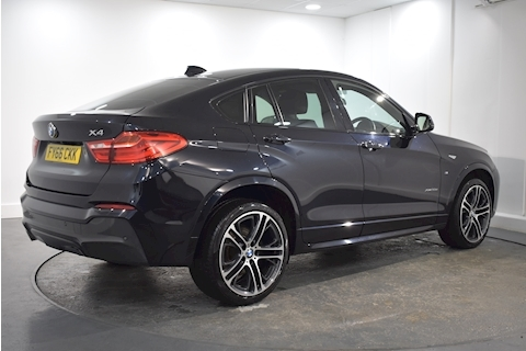Bmw – X4 Xdrive30d M Sport Coupe 3.0 Automatic Diesel (2016) full