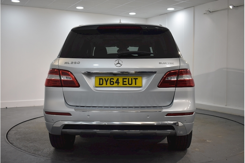 Mercedes-Benz – M-Class Ml250 Bluetec Amg Line Premium 2.1 5dr SUV Automatic Diesel (2014) full