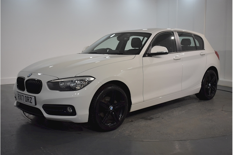 Bmw – 1 Series 118I Sport Hatchback 1.5 Manual Petrol (2017) full