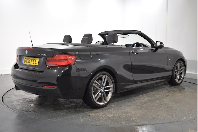 Bmw – 2 Series 230I M Sport Convertible 2.0 Automatic Petrol (2018) full