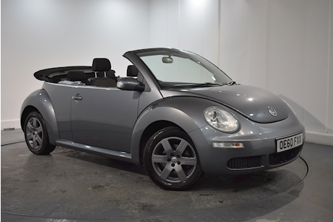Volkswagen – Beetle Solar Convertible 1.6 Manual Petrol (2010)