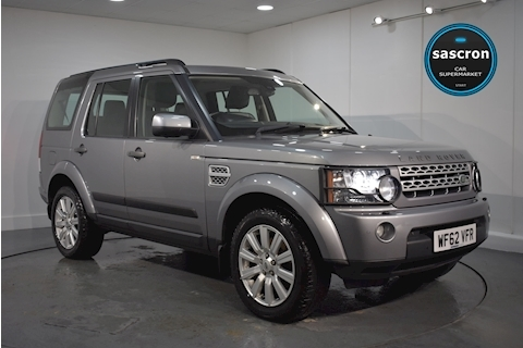 Land Rover – Discovery Sdv6 Hse 3.0 5dr SUV Automatic Diesel (2012)