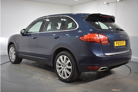 Porsche – Cayenne D V6 Tiptronic 3.0 5dr SUV Automatic Diesel (2013) full