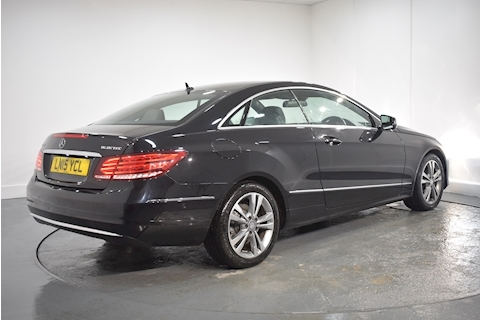 Mercedes-Benz – E Class E220 Bluetec Se Coupe 2.1 Automatic Diesel (2015) full