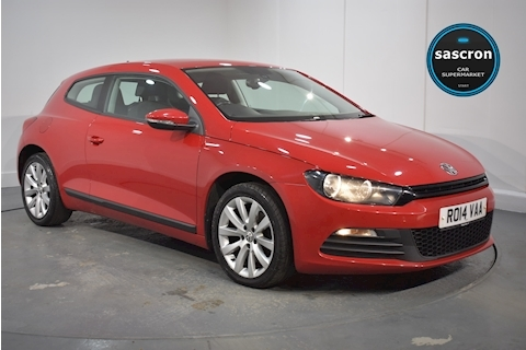 Volkswagen – Scirocco Tdi Bluemotion Technology Coupe 2.0 Manual Diesel (2014)