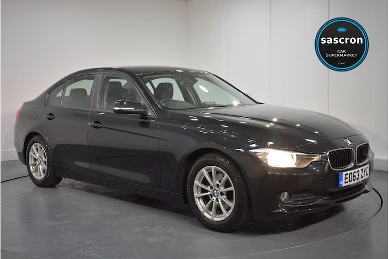 Bmw – 3 Series 320D Efficientdynamics Business Saloon 2.0 Automatic Diesel (2013) full