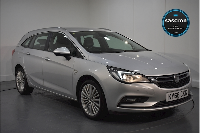Vauxhall – Astra Elite Nav Cdti Estate 1.6 Automatic Diesel (2016) full