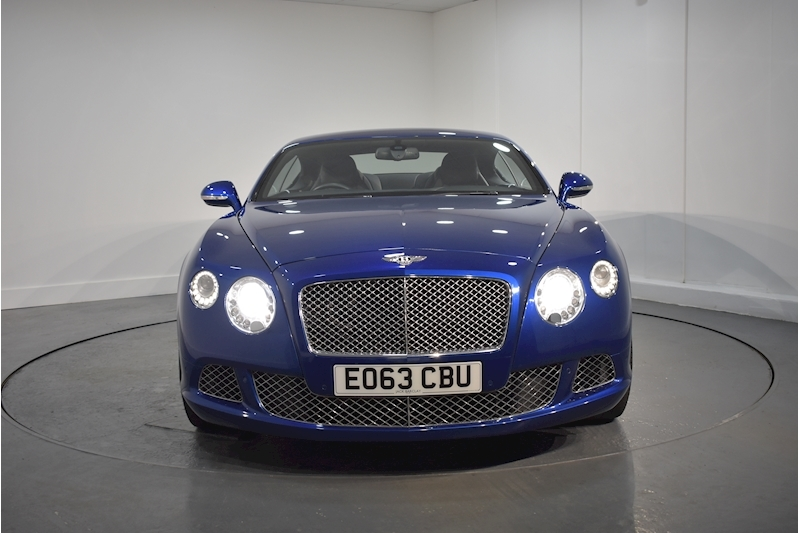 Bentley – Continental Gt 6.0 2dr Coupe Petrol (2014) full