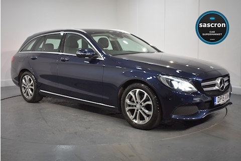 Mercedes-Benz – C Class Sport 2.1 5dr Estate 7G-Tronic+ Diesel (2015)