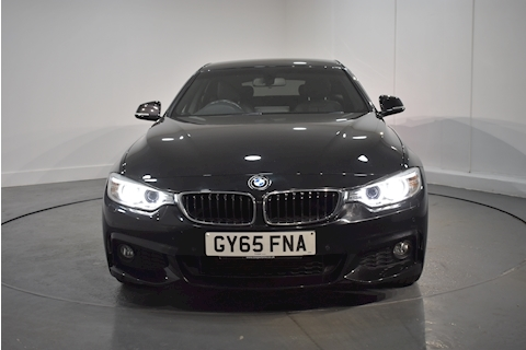 BMW – 4 Series Gran Coupe 420d xDrive M Sport Gran Coupe 2 5dr Gran Coupe Manual Diesel (2015) full