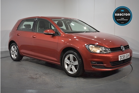 Volkswagen – Golf 1.6 TDI BlueMotion Tech Match (s/s) 5dr (2015)