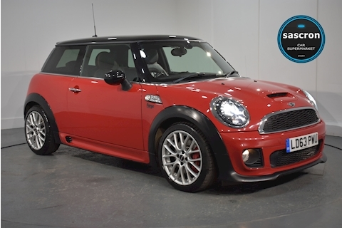 MINI – Hatch John Cooper Works Hatch 1.6 3dr Hatchback Manual Petrol (2013)