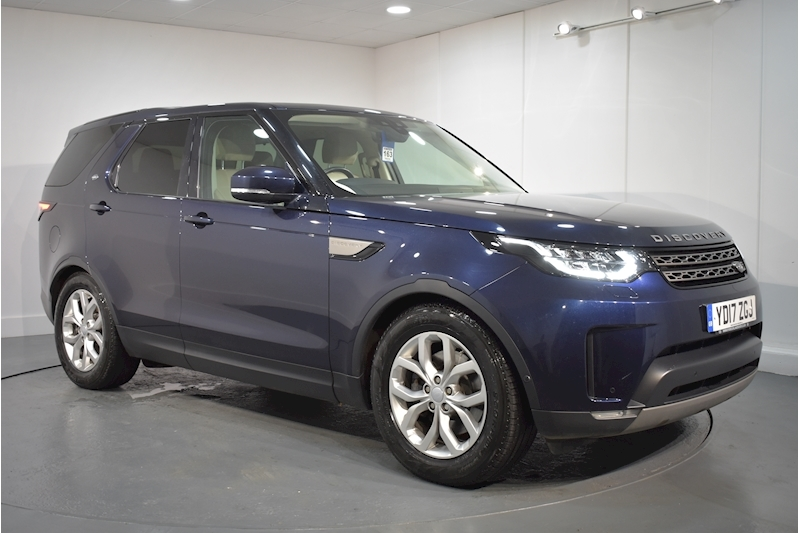 Land Rover – Discovery 2.0 SD4 SE Auto 4WD (s/s) 5dr (2017) full