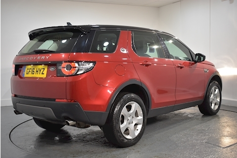 Land Rover – Discovery Sport SE Tech 2 5dr SUV Manual Diesel (2016) full