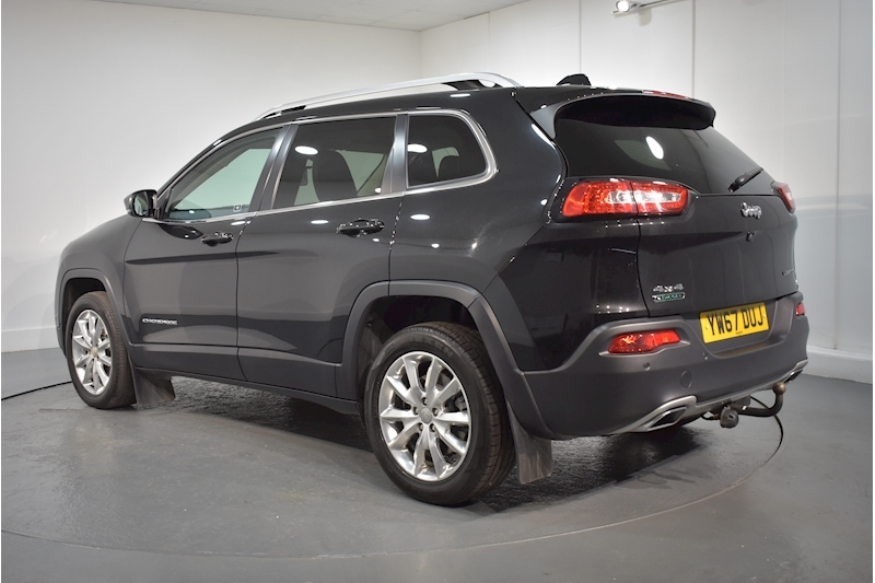 Jeep – Cherokee 2.2 MultiJetII Limited Auto 4WD (s/s) 5dr (2017) full