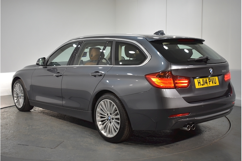 BMW – 3 Series 2.0 328i Luxury Touring (s/s) 5dr (2014) full