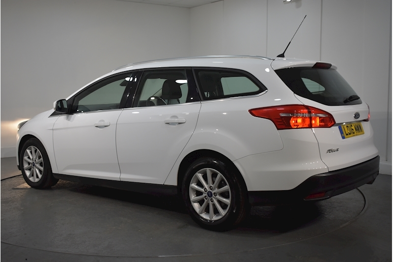 Ford – Focus Titanium 2.0 5dr Estate Manual Diesel (2016) full