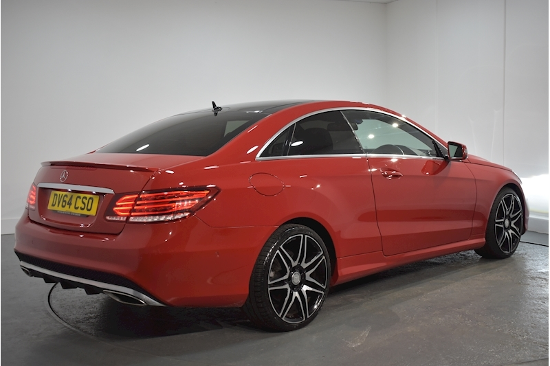 Mercedes-Benz – E Class AMG Line 3.0 2dr Coupe 9G-Tronic Plus Diesel (2014) full
