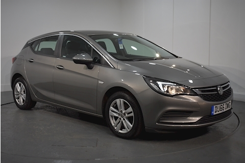 Vauxhall – Astra Tech Line Hatchback 1.0 Manual Petrol (2016)