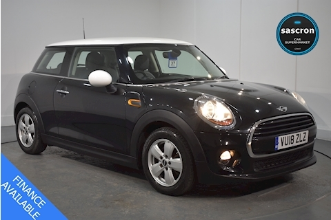 MINI – Hatch Cooper 3-Door Hatch 1.5 3dr Hatchback Manual Petrol (2018)