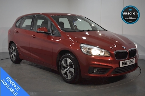 BMW – 2 Series Active Tourer 218i SE Active Tourer 1.5 4dr Active Tourer Automatic Petrol (2017)