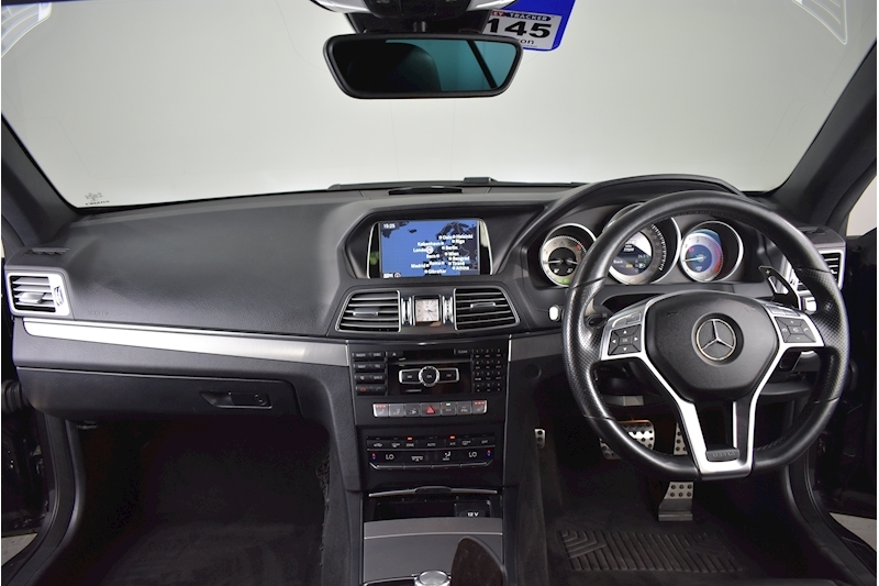 Mercedes-Benz – 2.1 E220 CDI AMG Sport Cabriolet 2dr Diesel 7G-Tronic Plus (130 g/km, 175 bhp) (2014) full