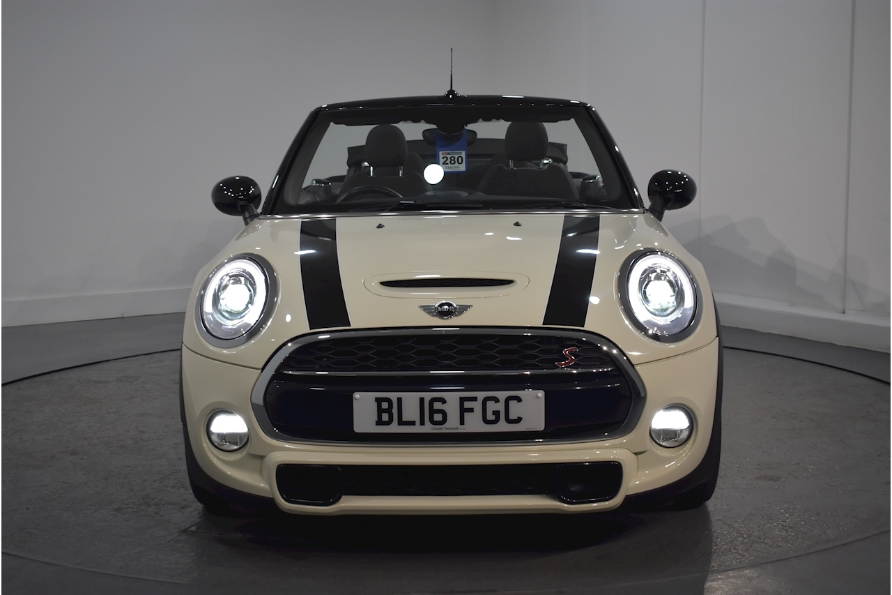 2.0 Cooper S Convertible 2dr Petrol (s/s) (192 ps)