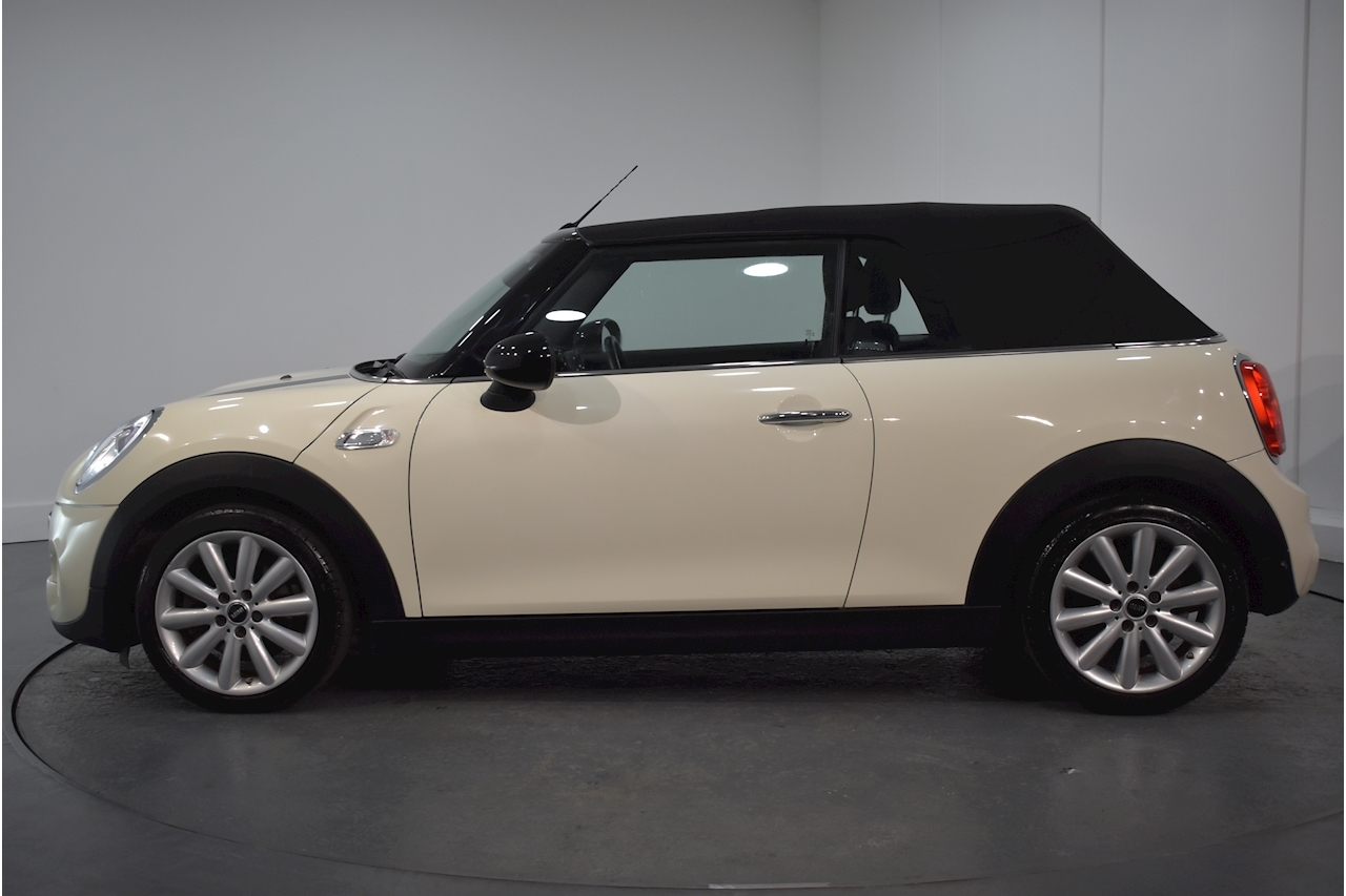 MINI 2.0 Cooper S Convertible 2dr Petrol (s/s) (192 ps)