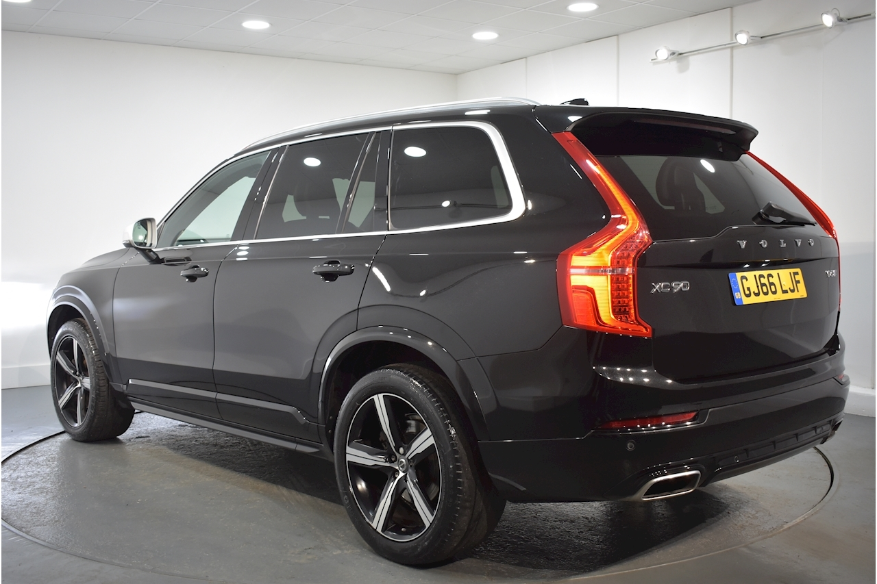 Volvo 2.0 D5 PowerPulse R-Design SUV 5dr Diesel Auto 4WD (s/s) (235 ps)
