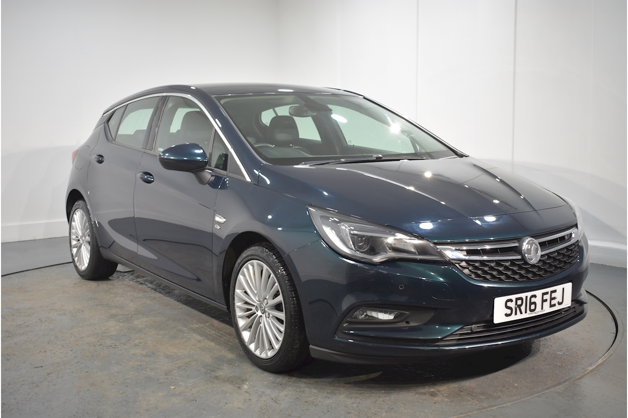 Vauxhall 1.4i Turbo Elite Nav Hatchback 5dr Petrol (150 ps)