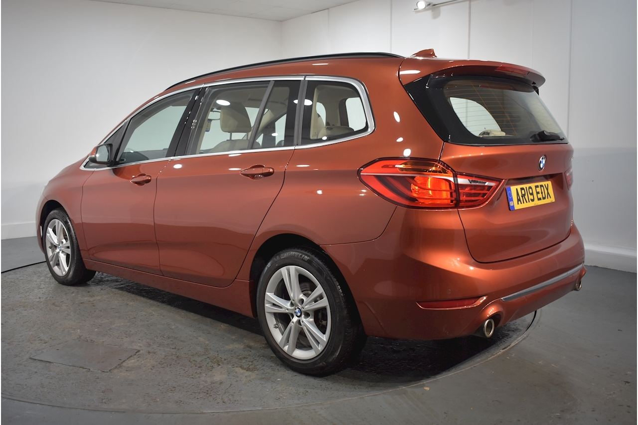 BMW 2.0 220i GPF Luxury Gran Tourer 5dr Petrol DCT (s/s) (192 ps)