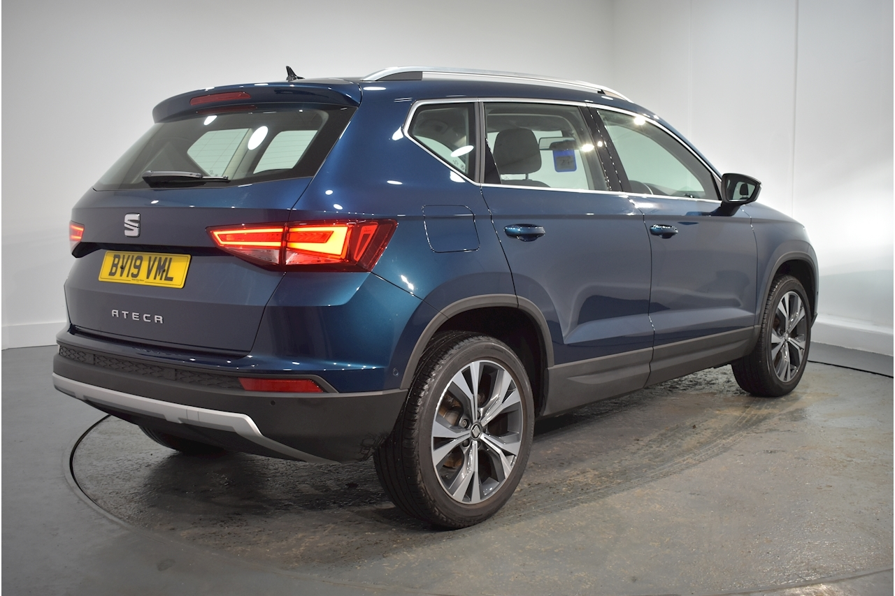 SEAT 1.5 TSI EVO SE Technology SUV 5dr Petrol Manual (s/s) (150 ps)